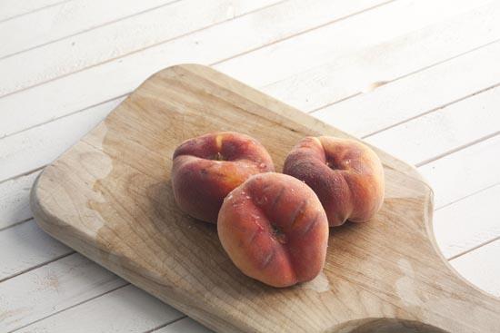 peaches - Peach Coffee Cake