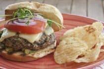 Mushroom Burger Recipe