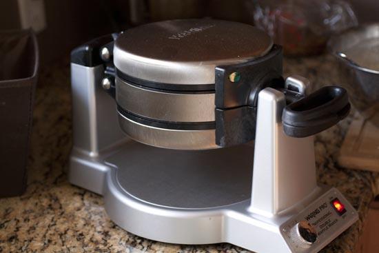 pro waffle maker - Beer Waffles