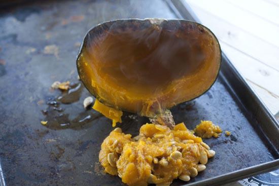 baked - Kabocha Risotto