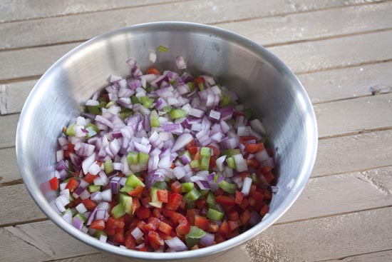 chopped - Chipotle Black Bean Soup