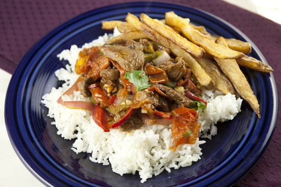 Lomo Saltado Recipe from Macheesmo