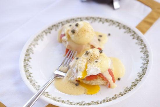 Salmon Benedicts Recipe from Macheesmo