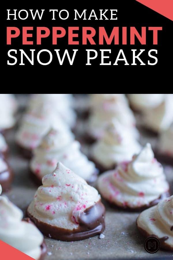 Peppermint Snow Peaks