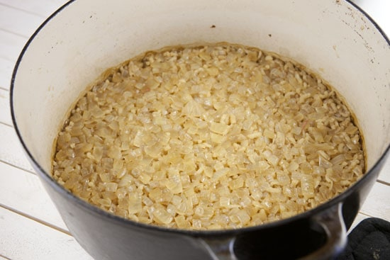 Baked Risotto from Macheesmo