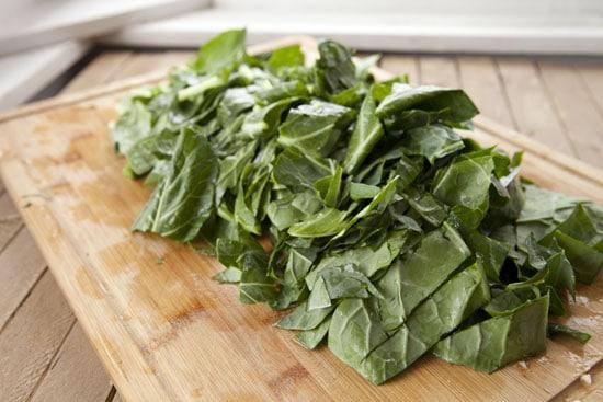 greens for Cast Iron Collard Greens