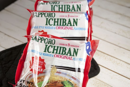 ramen noodles for Dashi Ramen