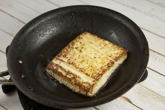 tofu for Dashi Ramen
