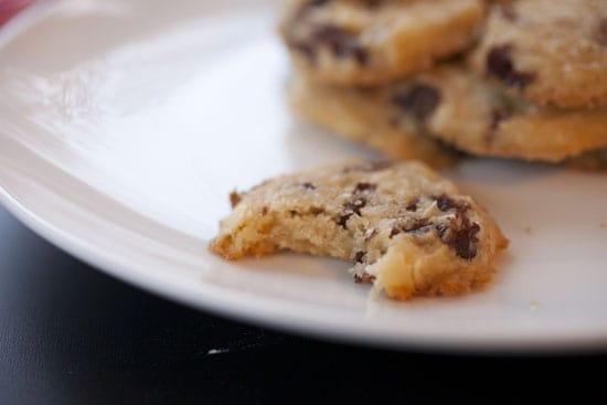 Rum Raisin Cookies Recipe from Macheesmo