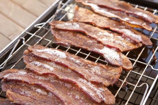 crispy bacon for Bacon Cheese Pull Aparts
