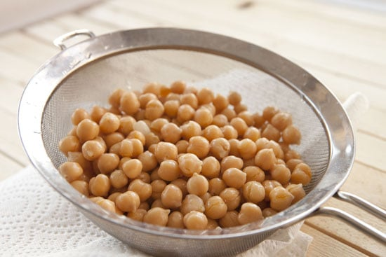 chickpeas for Cashew and Chickpea Curry