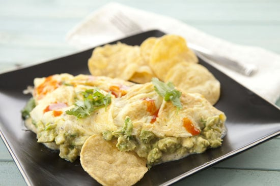 Guacamole Omelet Recipe ~ Macheesmo