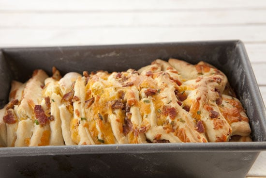 baked Bacon Cheese Pull Aparts