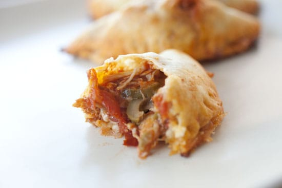 Pulled Chicken Empanadas Recipe from Macheesmo