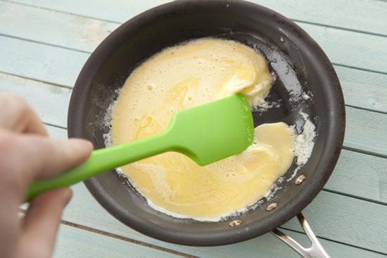 omelet - Guacamole Omelet