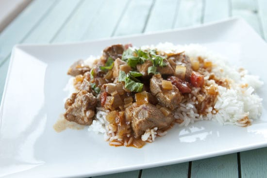 Pork Vindaloo Recipe from Macheesmo
