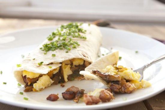 Denver Burrito ~ Macheesmo