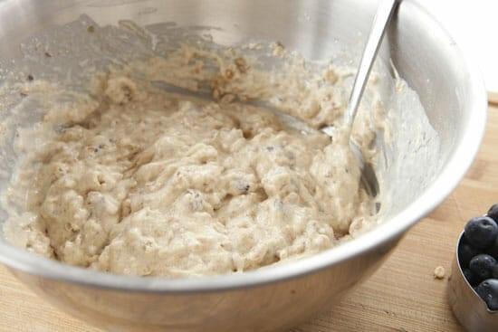 mixed - Granola Muffins