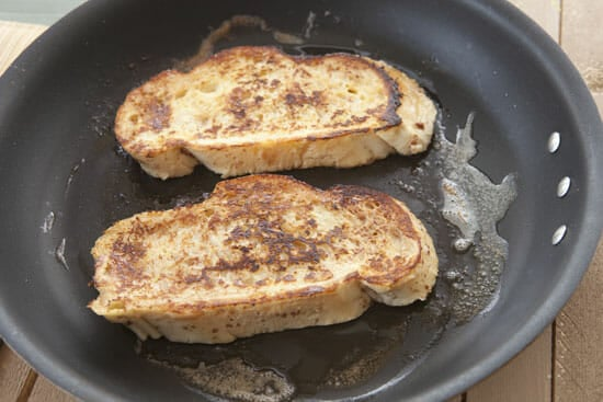 cook Jameson French Toast