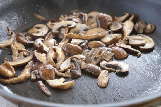 Vegetarian Congee cooked