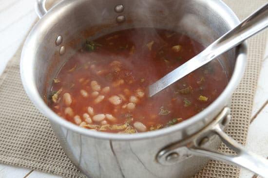 simmer - Savoy Stew