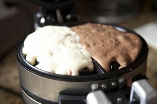 cool - Tiramisu Waffles