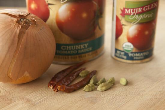 sauce for Homemade Chicken Tikka Masala