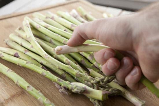 snap - Asparagus Bearnaise