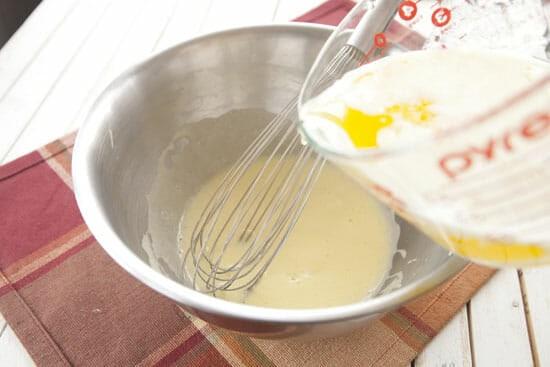 butter - Asparagus Bearnaise