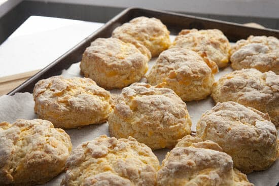 biscuits - Sausage Egg Biscuit