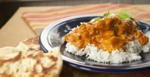 Authentic Chicken Tikka Masala