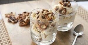 Chocolate Pretzel Ice Cream