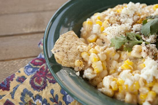 Elote Dip from Macheesmo