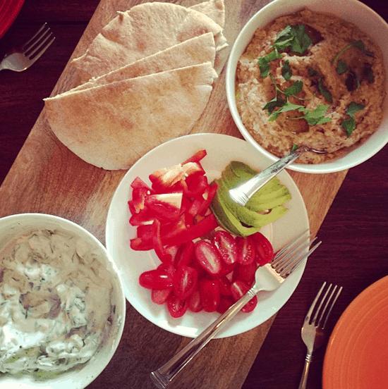 Homemade Baba Ganoush - Macheesmo