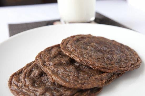 Chocolate Chunk Cookies ~ Macheesmo