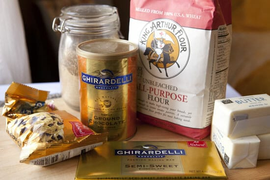 Chocolate Chunk Cookies from Macheesmo