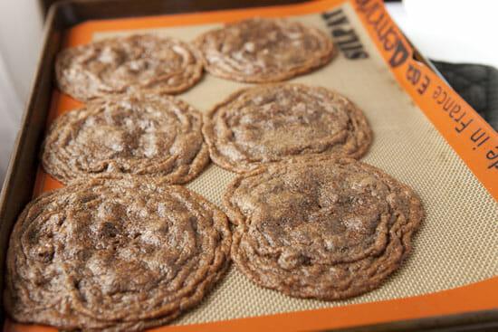 done - Chocolate Chunk Cookies