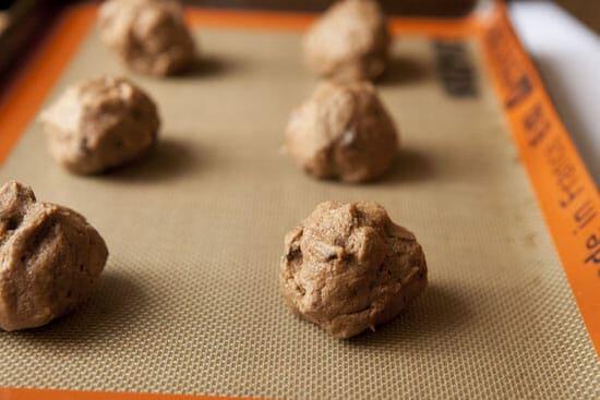 halfed - Chocolate Chunk Cookies