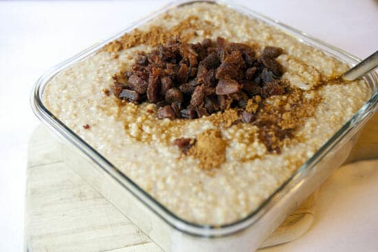 How to Make Instant Oatmeal - storage.
