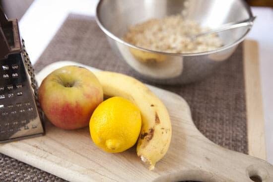 fruit for Berry Muesli
