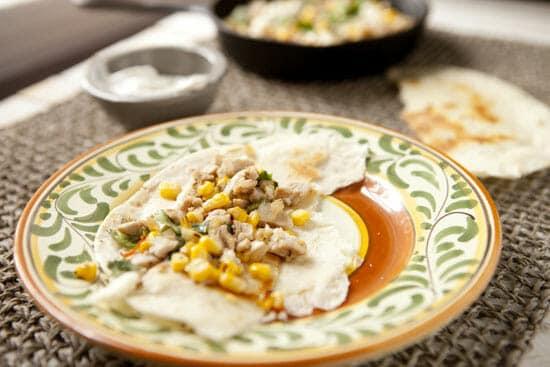 Mexican Chicken Skillet ~ Macheesmo