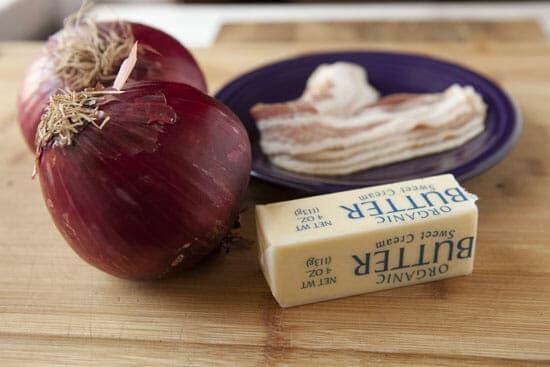 bacon jam - Asparagus Flatbread