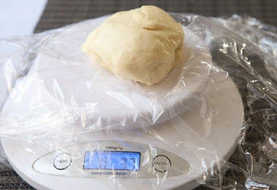About 4 ounces each - Brioche Burger Buns