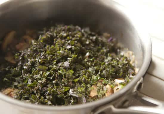 Homemade Tuna Noodle Casserole Greens