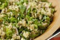 Escarole Barley Salad via Macheesmo
