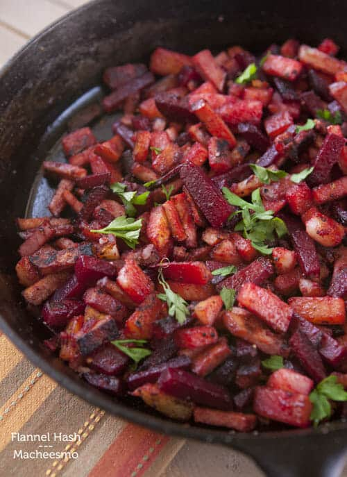 Red Flannel Hash - Macheesmo