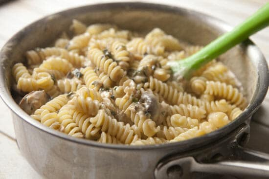 Ya need noodles for Homemade Tuna Noodle Casserole