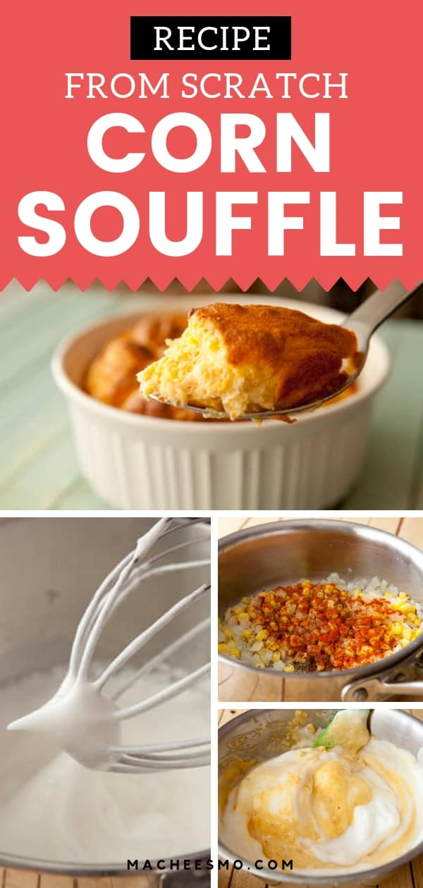 Corn souffle from scratch