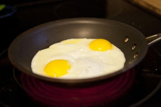 Eggs any way!