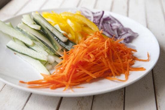 Sliced and shredded - Veggie Pinwheels